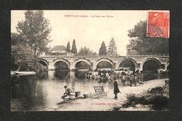 10 - DIENVILLE - Le Pont Sur L'Aube - Lavandière - Autres Communes
