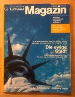LUFTHANSA INFLIGHT MAGAZINE 11/2002 - Inflight Magazines