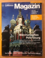 LUFTHANSA INFLIGHT MAGAZINE 12/2002 - Inflight Magazines
