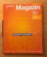 LUFTHANSA INFLIGHT MAGAZINE 01/2001 - Inflight Magazines