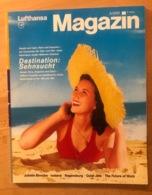 LUFTHANSA INFLIGHT MAGAZINE 05/2001 - Inflight Magazines