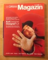 LUFTHANSA INFLIGHT MAGAZINE 06/2001 - Inflight Magazines