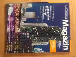 LUFTHANSA INFLIGHT MAGAZINE 07/2001 - Inflight Magazines