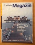 LUFTHANSA INFLIGHT MAGAZINE 08/2001 - Inflight Magazines