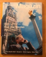LUFTHANSA INFLIGHT MAGAZINE 09/2001 - Inflight Magazines