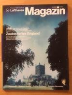 LUFTHANSA INFLIGHT MAGAZINE 10/2001 - Inflight Magazines