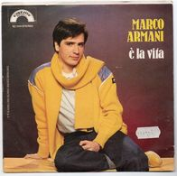 "Marco Armani (1983)  ""è La Vita"" - Vinyles"
