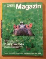 LUFTHANSA INFLIGHT MAGAZINE 11/2001 - Inflight Magazines
