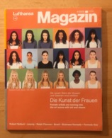LUFTHANSA INFLIGHT MAGAZINE 04/2000 - Inflight Magazines