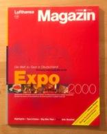 LUFTHANSA INFLIGHT MAGAZINE 05/2000 - Inflight Magazines