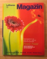 LUFTHANSA INFLIGHT MAGAZINE 06/2000 - Inflight Magazines