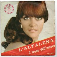 "Leida (1969)  ""L'altalena"" - Vinyles"