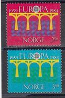 Norway 1984 - EUROPA, Mi-Nr. 904/05, MNH** - Ungebraucht