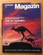 LUFTHANSA INFLIGHT MAGAZINE 08/2000 - Inflight Magazines