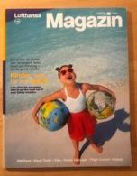 LUFTHANSA INFLIGHT MAGAZINE 07/2000 - Inflight Magazines