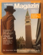 LUFTHANSA INFLIGHT MAGAZINE 09/2000 - Inflight Magazines