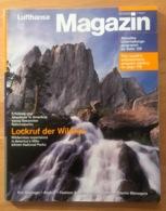 LUFTHANSA INFLIGHT MAGAZINE 10/2000 - Inflight Magazines