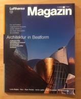 LUFTHANSA INFLIGHT MAGAZINE 11/2000 - Inflight Magazines