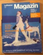 LUFTHANSA INFLIGHT MAGAZINE 12/2000 - Inflight Magazines