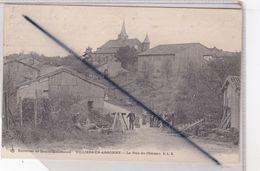 Villers En Argonne (51) La Rue Du Château (Maison Du Sabotier -Scieur De Long) Carte Précurseur De 1906) - Otros Municipios