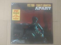 "PETE YORN & SCARLETT JOHANSSON - Appart  2018 UK 12"" Ltd Edition Purple Vinyl / NEW Factory Sealed - 45 T - Maxi-Single"