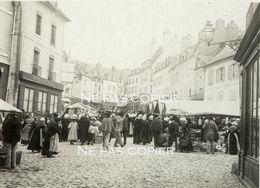 VANNES Vers 1905 MARCHÉ FOIRE Morbihan Bretagne - Plaatsen