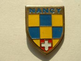 Pin's NANGY - HAUTE SAVOIE - BLASON - Cities