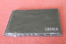 Münzen Taschenalbum, Münzen Pocketalbum, Münzen Tauschalbum, LINDNER, Grün, OVP - Materiale
