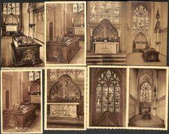 Malines - Mechelen -  Lot 19 Verschillende Kaarten Kapel En Grafstede Van Kardinaal Mercier - Mechelen