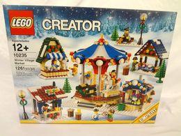 LEGO 10235 WINTER VILLAGE MARKET SEALED BOXSET - Lego
