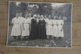 Aalst 1945/1952 3 Originele Foto's Wit Gele Kruis Mevr De Blieck Keizerlijke Plaats - Historical Documents
