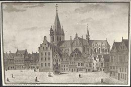 Malines - Mechelen -  St Rombout's Fotokaart Gevaert - Mechelen