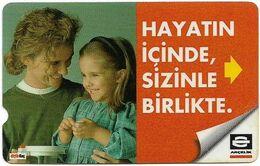 Turkey - TT - Alcatel - R Advert. Series - Arcelik, R-096, 30U, 1997, Used - Turquie