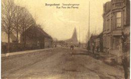 (205)   Borgerhout  Rue Pont Des Pierresù- - Belgique