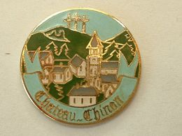 PIN'S CHATEAU CHINON - EMAIL - Cities