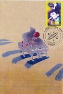 Carte Postale 1er Jour Barbara (yt 3396) - 2000-2009