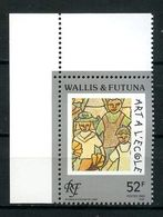 WALLIS FUTUNA 1993 N° 460 ** Neuf MNH Superbe C 1.60 € Art  Dessin Ecole Peintures Paintings - Wallis And Futuna