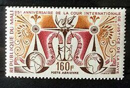 MALI - 25e Anniversaire De La Cour Internationale - Y&T PA 129 - 1971 - Mali (1959-...)