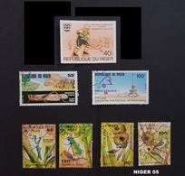 Timbres NIGER (NIGER 05) - Niger (1960-...)