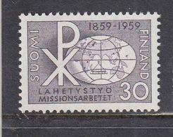 Finland 1959 - 100 Jahre Finnische Heidenmission, Mi-Nr. 503, MNH** - Finland