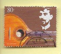 TIMBRES-STAMPS- PORTUGAL - 1996 - 100 ANS DE LA MORT DE FADISTA HILARIO -  TIMBRE NEUF-MHN - 1910-... República