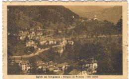 "1923-""Schignano Como-Retegno Con Avrascio-Valle Intelvi"" - Como"