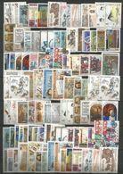 100 Stamps DIFFERENT - MNH - Europa-CEPT - Transport - Art - 1982 - Europa-CEPT