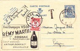 Carte Postale Publibel  606 - Publicité