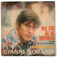 "Gianni Morandi (1970)  ""Ma Chi Se Ne Importa"" - Vinyles"
