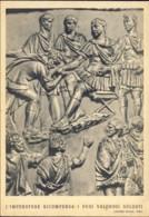"""1943-cartolina Postale Per Le Forze Armate In Franchigia """"L'imperatore Ricompensa"""" Viaggiata, Bollo Del C.T. Dep. 9^ Art - Entero Postal"""