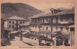 1948-Prascorsano, Torino, Pensione Albergo Belmonte, Viaggiata - Italie