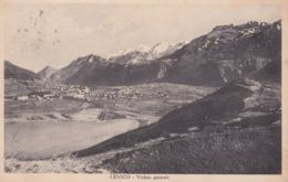 1930-Levico, Trento, Veduta Del Paese, Viaggiata - Trento