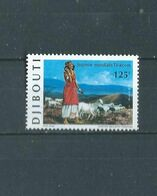 Timbre Oblitére De Djibouti 1999 - Djibouti (1977-...)