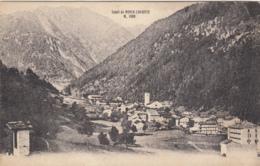 1916-Ronco Canavese Torino, Panorama, Viaggiata - Italie